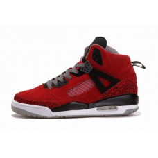 Air Jordan Spizikes Women Red Black-24