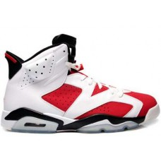 Air Jordan VI (6) Retro Carmine For Women