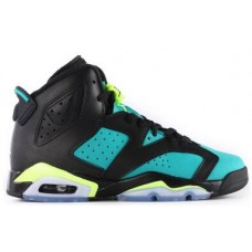 Air Jordan VI (6) Retro Turbo Green