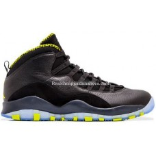 Air Jordan X (10) Retro Venom Green