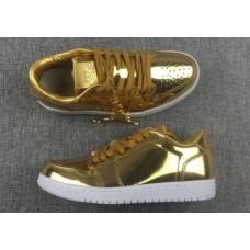 Jordan 1 Low Pinnacle Gold