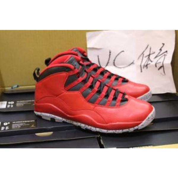 1c7104dfef3337 Air Jordan 10 Bulls Over Broadway - Jordans for Men
