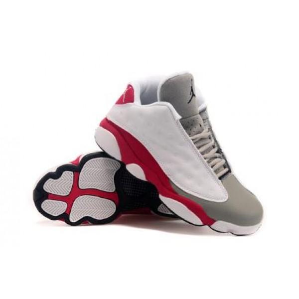 01ca9ad057c Air Jordan 13 Grey Toe Low - Jordans for Men