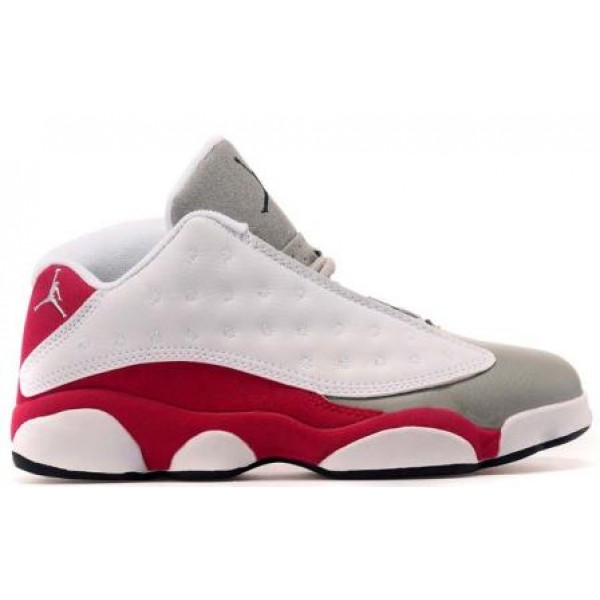 854781266ac Air Jordan 13 Grey Toe Low - Jordans for Men