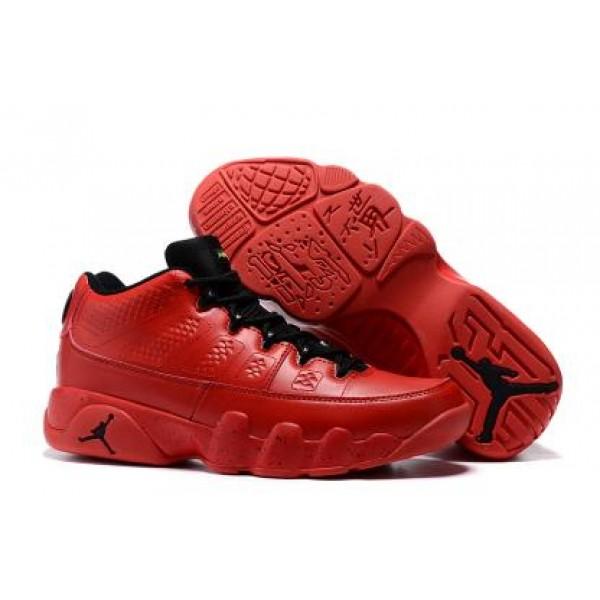 344f5dd92f32c5 Air Jordan 9 Red Low - Jordans for Men