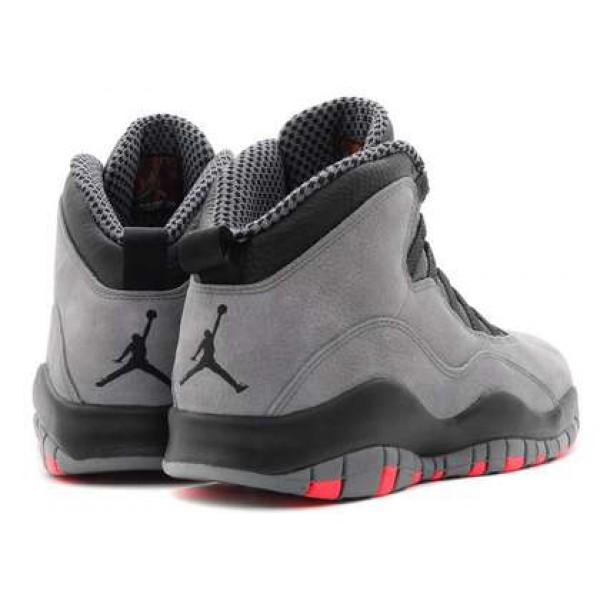 4ccab23e61b Air Jordan X (10) Retro Cool Grey - Jordans for Men